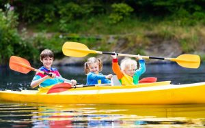 Kayaks for kids