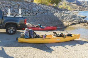 Maximum Load of kayak