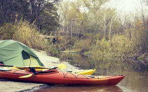 Kayak's Durability for camping