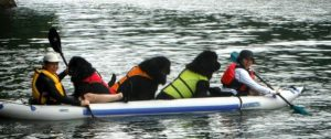 Kayaks for dogs