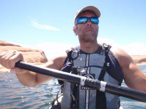 PFD for kayaks
