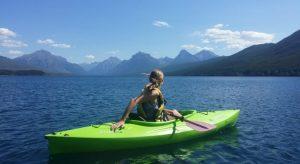 Stability of Ocean Kayak