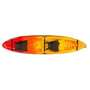 Ocean Kayak 12-Feet Malibu Two Tandem Sit-On-Top Recreational Kayak in 2019
