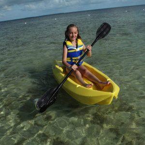 Best kayak Lifetime Youth Wave Kayak Paddle 6ft
