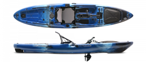 Native Watercraft Slayer 13 Propel Pedal Fishing Kayak - one of the best fishing kayaks with foot pedals