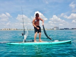 What is the best SUP kayak for fishing?