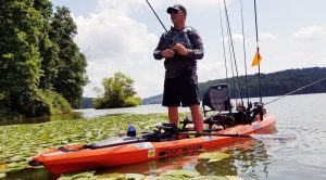 stand up kayak for fishing