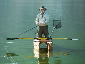 Advantages Of Stand Up Fishing kayak