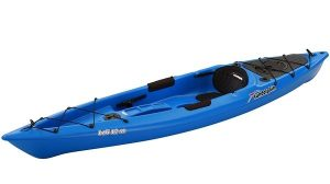 SUNDOLPHIN Sun Dolphin Bali SS 12-Foot Sit-on-top Kayak - Good Fishing SUP Kayak for the Money in 2019