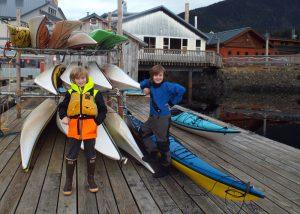 A Good Kid's Kayak