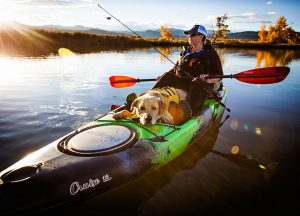 Different Kayaks for Dogs