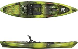 Perception Kayak Pescador Pro Sit On Top for Fishing one of the best kayak for a dog in 2019