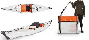 Folding Size of Kayak