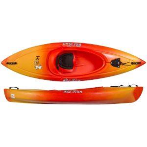 Old Town Canoes & Kayaks Heron Junior Kids Kayak - one of the best children's kayak