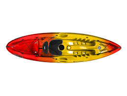 Perception Kayak Tribe Sit On Top for Recreation - high-quality kayak for you and your dog