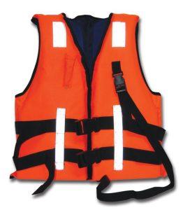Durability of life jacket