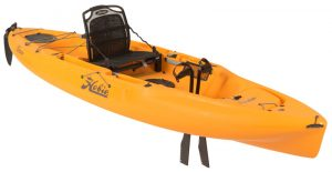 2018 Hobie Mirage Revolution 11 Pedal Kayak - right pedal driven kayak