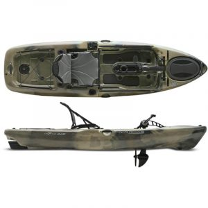Native Watercraft Slayer 10 Propel Pedal Fishing Kayak - top rated kayak that you pedal
