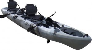 Brooklyn Kayak Company BKC UH-PK14 - best pedal kayak