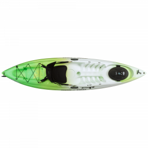 Ocean Kayak Caper Classic Recreational Sit-On-Top Kayak - one of the best sit on top ocean fishing kayak in 2019