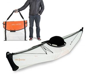 Oru Kayak BayST Folding Portable Lightweight Kayak - best foldable kayak in 2019