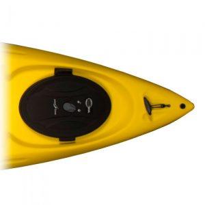 Does an ocean kayak have storage space