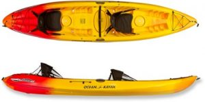 Ocean Kayak Malibu 2XL Tandem Kayak - top rated ocean kayak