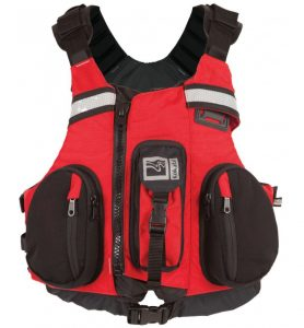 OutFIT Tour PFD - one of the best kayak life jacket in 2019