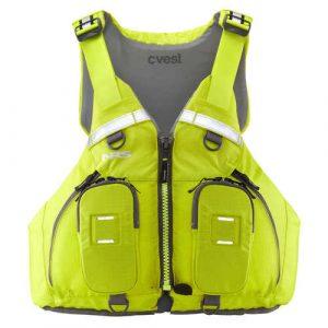 NRS cVest Mesh Back PFD - high kayaking life jacket