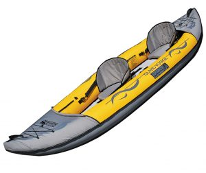 ADVANCED ELEMENTS Island Voyage 2 Inflatable Kayak - 2-person foldable kayak