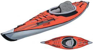 Advanced Elements Advancedframe Kayak - one of the best portable kayak in 2019