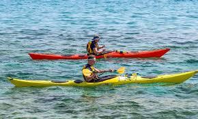 Top-10 best ocean kayaks