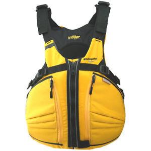 Stohlquist Men's Trekker Life Jacket - one of the best kayaking pfd