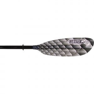 Werner Camano 2 PC Straight Paddle Straight Paddle- Best Fiberglass Kayak Paddle For the Money in 2019
